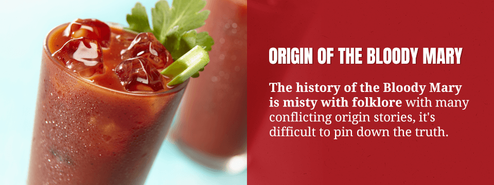 history of the bloody