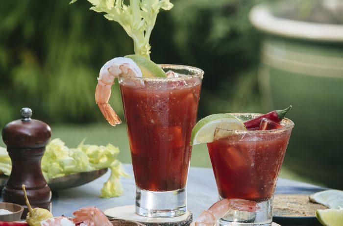 Classic Bloody Caesar